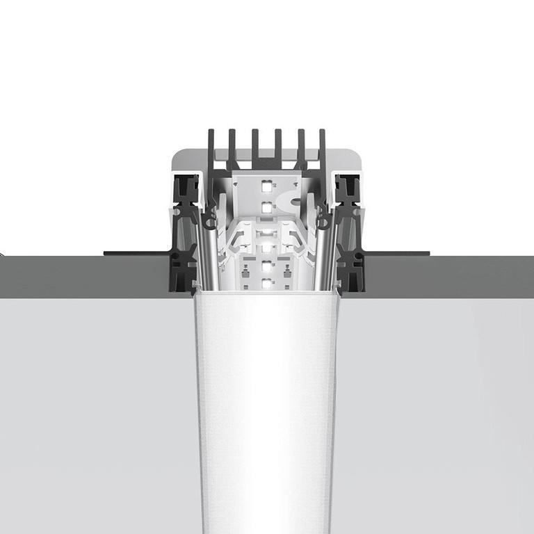 Artemide Architectural A.39 L1184 AR AT05005 Zilver